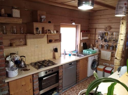04 Salon z kuchnia